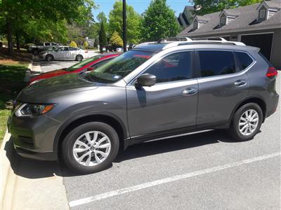 2017 Nissan Rogue lease in Jamestown,NC - Swapalease.com