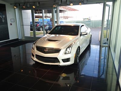 2016 Cadillac ATS-V lease in Colleyville,TX - Swapalease.com