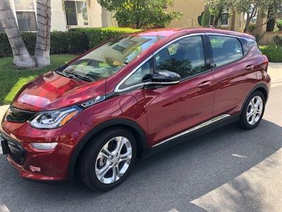 2018 Chevrolet Bolt EV lease in San Diego,CA - Swapalease.com