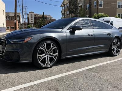 2019 Audi A7 lease in Los Angeles,CA - Swapalease.com