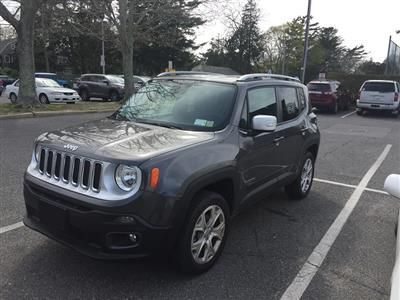 2017 Jeep Renegade lease in New York,NY - Swapalease.com