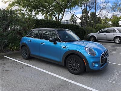 2019 MINI Hardtop 4 Door lease in San Francisco,CA - Swapalease.com