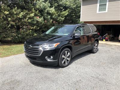 2019 Chevrolet Traverse lease in Pittsburgh,PA - Swapalease.com