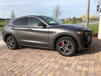 2018 Alfa Romeo Stelvio lease in Port St. Lucie,FL - Swapalease.com