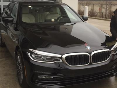 2018 BMW 5 Series lease in Cleveland,OH - Swapalease.com