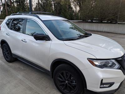 2018 Nissan Rogue lease in BELLVUE,WA - Swapalease.com