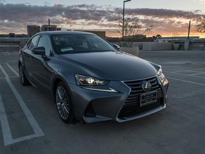2017 Lexus IS 200t lease in Westminster,CA - Swapalease.com