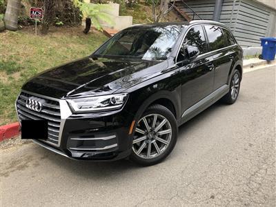2018 Audi Q7 lease in Beverly Hills,CA - Swapalease.com