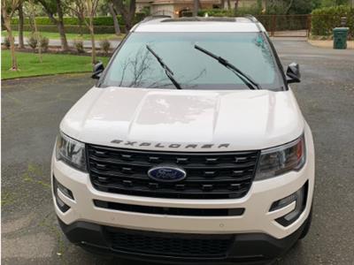 2017 Ford Explorer lease in Sacramento,CA - Swapalease.com