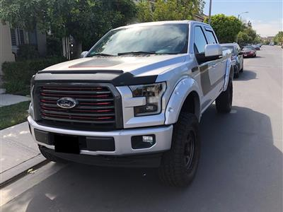 2017 Ford F-150 lease in Irvine,CA - Swapalease.com