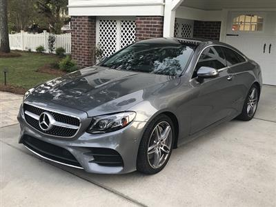 2018 Mercedes-Benz E-Class lease in Mount Pleasant,SC - Swapalease.com