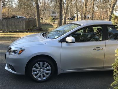 2018 Nissan Sentra lease in Livingston,NJ - Swapalease.com