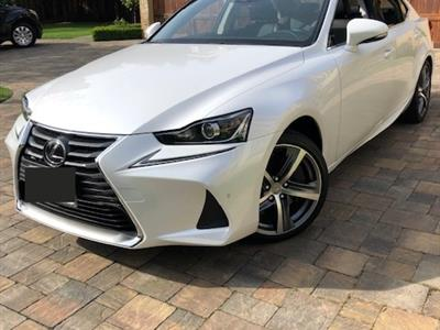 2017 Lexus IS 200t lease in Los Altos,CA - Swapalease.com