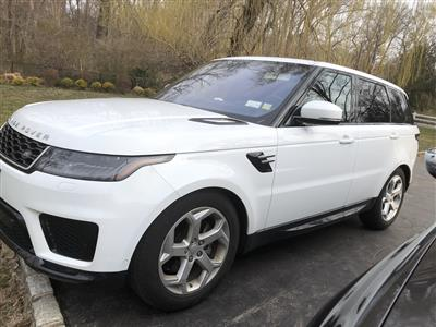 2018 Land Rover Range Rover Sport lease in Old Brookville,NY - Swapalease.com