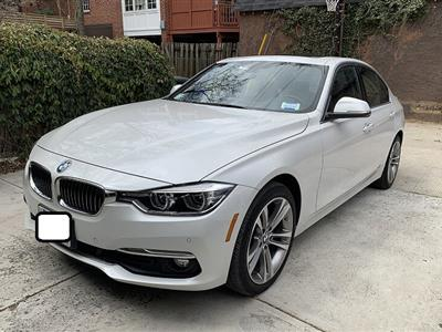 2017 BMW 3 Series lease in Washington,DC - Swapalease.com