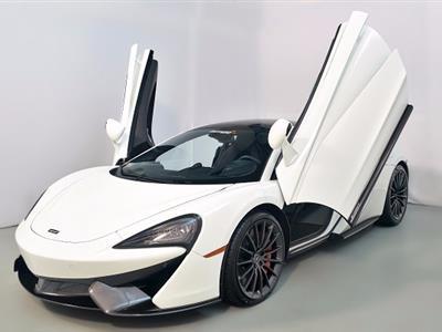 2017 McLaren 570GT lease in Arlington,VA - Swapalease.com