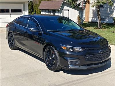 2018 Chevrolet Malibu lease in Stow,OH - Swapalease.com