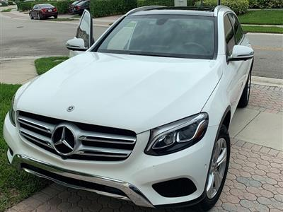 2018 Mercedes-Benz GLC-Class lease in Coral Springs,FL - Swapalease.com
