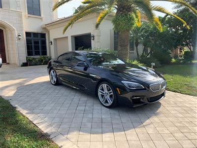 2016 BMW 6 Series lease in Boca Raton,FL - Swapalease.com