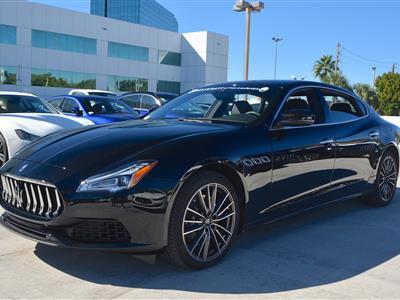 2019 Maserati Quattroporte lease in Ft. Lauderdale,FL - Swapalease.com