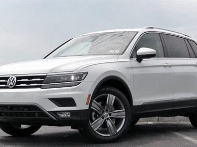 2018 Volkswagen Tiguan lease in Fort Worth,TX - Swapalease.com