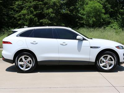 2018 Jaguar F-PACE lease in Frisco,TX - Swapalease.com