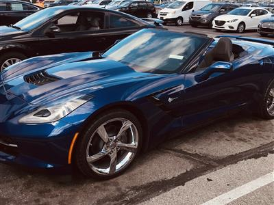 2018 Chevrolet Corvette lease in Fishers,IN - Swapalease.com