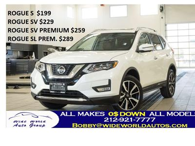 2019 Nissan Rogue lease in New York,NY - Swapalease.com