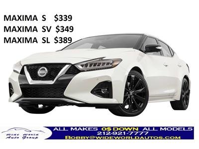 2019 Nissan Maxima lease in New York,NY - Swapalease.com