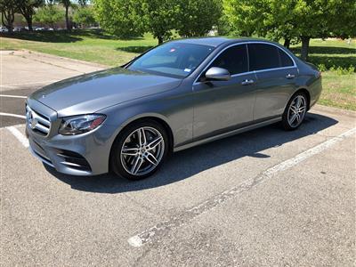 2018 Mercedes-Benz E-Class lease in Richardson,TX - Swapalease.com