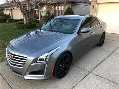 2018 Cadillac CTS lease in WARREN,MI - Swapalease.com