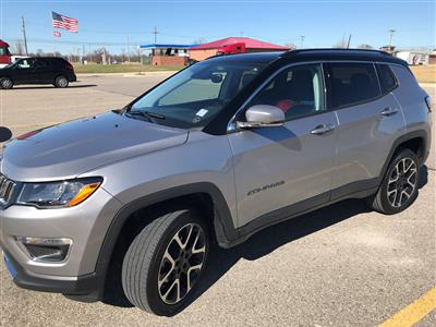 2018 Jeep Compass lease in Macomb,MI - Swapalease.com