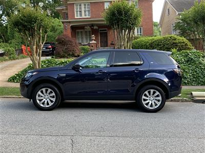 2017 Land Rover Discovery Sport lease in Atlanta,GA - Swapalease.com
