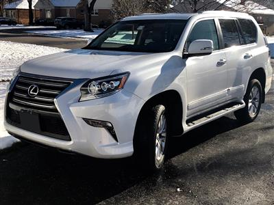 2017 Lexus GX 460 lease in Chicago,IL - Swapalease.com