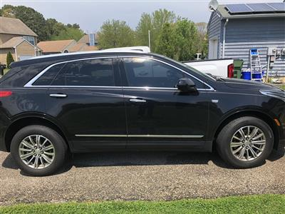 2018 Cadillac XT5 lease in Egg Harbor Township,NJ - Swapalease.com