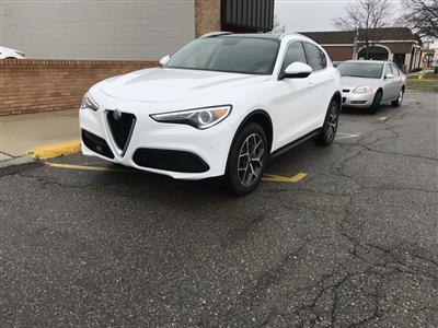 2018 Alfa Romeo Stelvio lease in Birmingham,MI - Swapalease.com