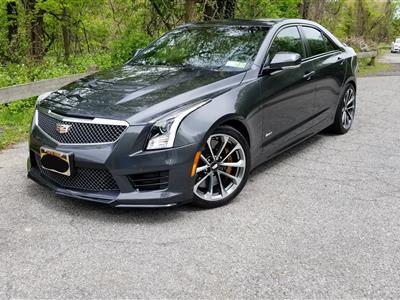 2017 Cadillac ATS-V lease in Yonkers,NY - Swapalease.com