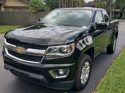 2018 Chevrolet Colorado lease in Plantation,FL - Swapalease.com