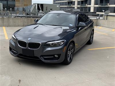 2017 BMW 2 Series lease in Austin,TX - Swapalease.com
