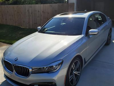 2018 BMW 7 Series lease in Atlanta,GA - Swapalease.com