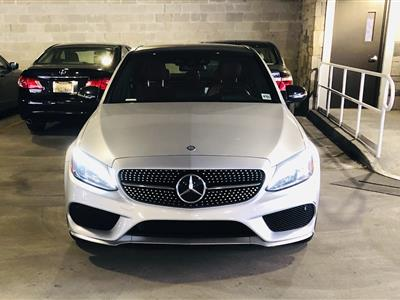 2016 Mercedes-Benz C-Class lease in Piscataway,NJ - Swapalease.com