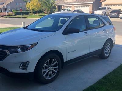 2018 Chevrolet Equinox lease in Temecula,CA - Swapalease.com