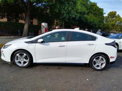 2017 Chevrolet Volt lease in San Jose,CA - Swapalease.com