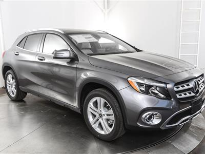 2018 Mercedes-Benz GLA SUV lease in west hollywood,CA - Swapalease.com