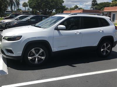 2019 Jeep Cherokee lease in Delray Beach,FL - Swapalease.com