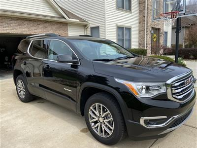 2019 GMC Acadia lease in Cortland,OH - Swapalease.com