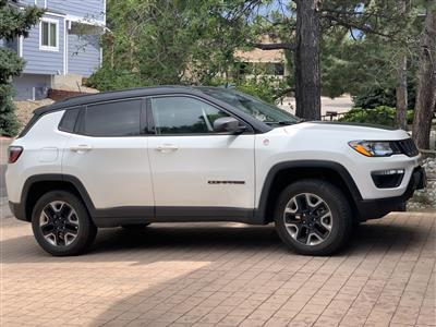 2018 Jeep Compass lease in DENVER,CO - Swapalease.com