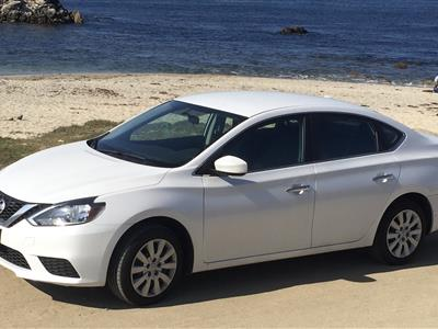 2017 Nissan Sentra lease in Pacific Grove,CA - Swapalease.com