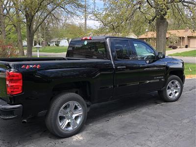 2018 Chevrolet Silverado 1500 lease in Livonia,MI - Swapalease.com