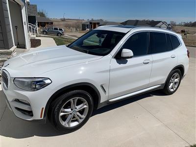 2019 BMW X3 lease in Iowa City,IA - Swapalease.com
